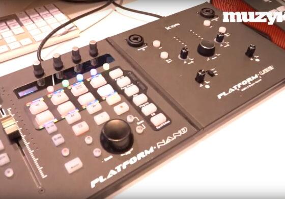 Icon Pro Audio Platform Nano i Platform U22 – NAMM 2019 wideo
