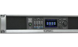 QSC wprowadza wzmacniacze sieciowe serii CX-Q