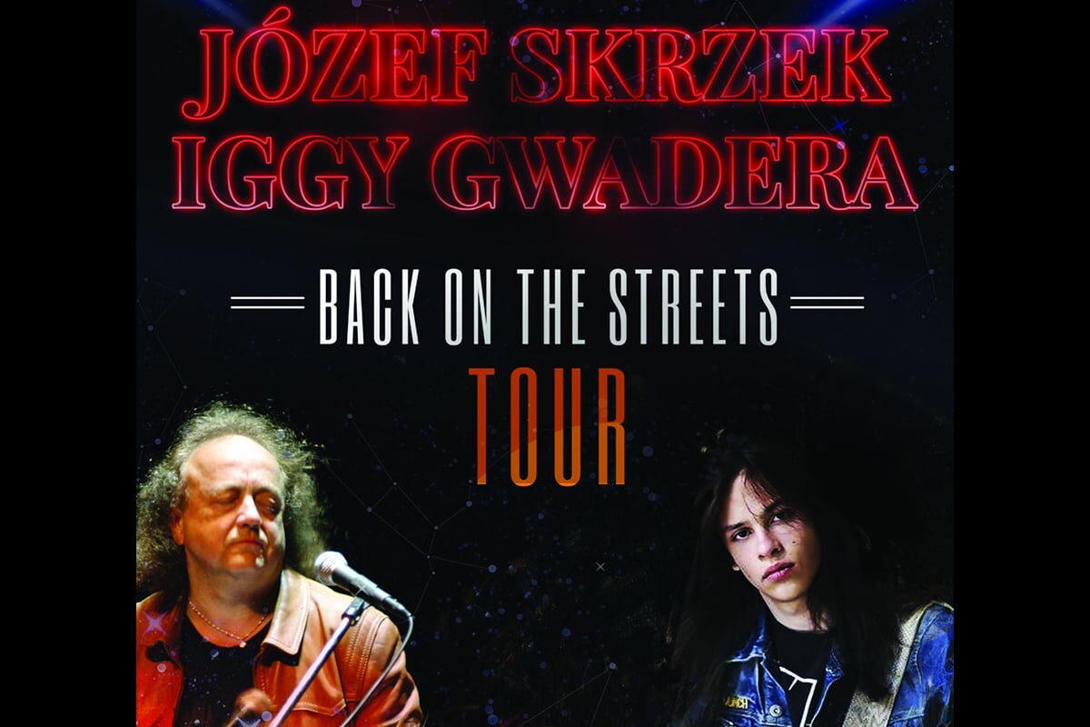 Józef Skrzek & Iggy Gwadera – pierwszy wspólny koncert!