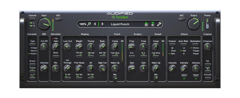 Audified ToneSpot Bass Pro