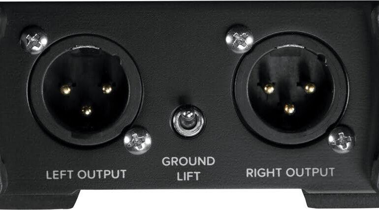 Mackie MDB-USB tyl