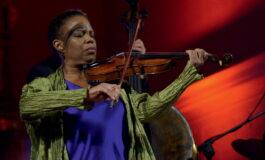 Regina Carter w Poznaniu na 20-lecie Ery Jazzu