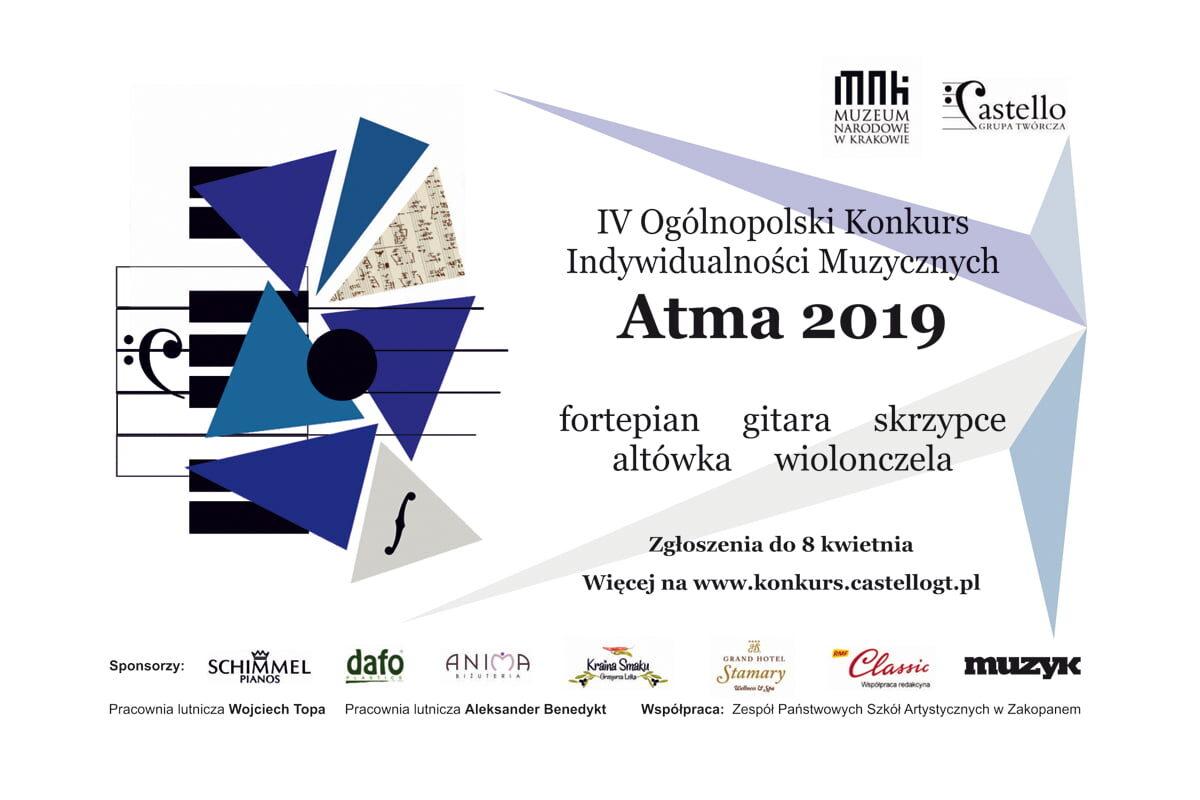 IV Ogólnopolski Konkurs Indywidualności Muzycznych Atma