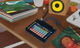 Novation Circuit v1.8 – aktualizacja firmware'u