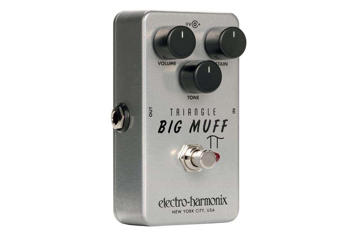 Electro-Harmonix Triangle Big Muff Pi – test efektu gitarowego