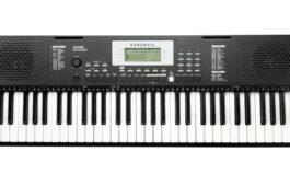 Kurzweil KP90L – nowy keyboard