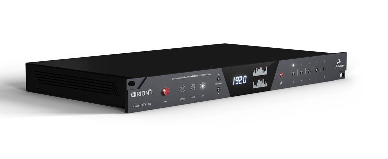 Antelope Audio Orion32+ | Gen 3 już dostępny