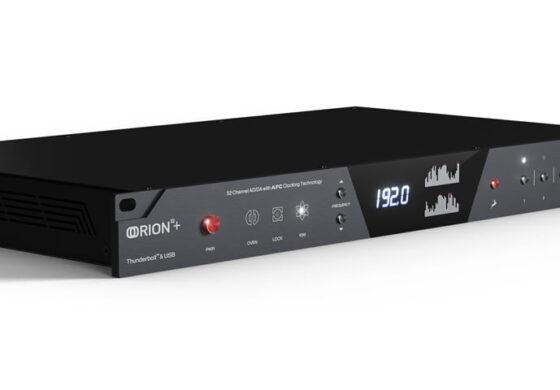 Antelope Audio Orion32+   Gen 3 już dostępny