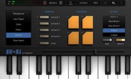 Fingerlab SK-51 – nowy instrument dla iOS