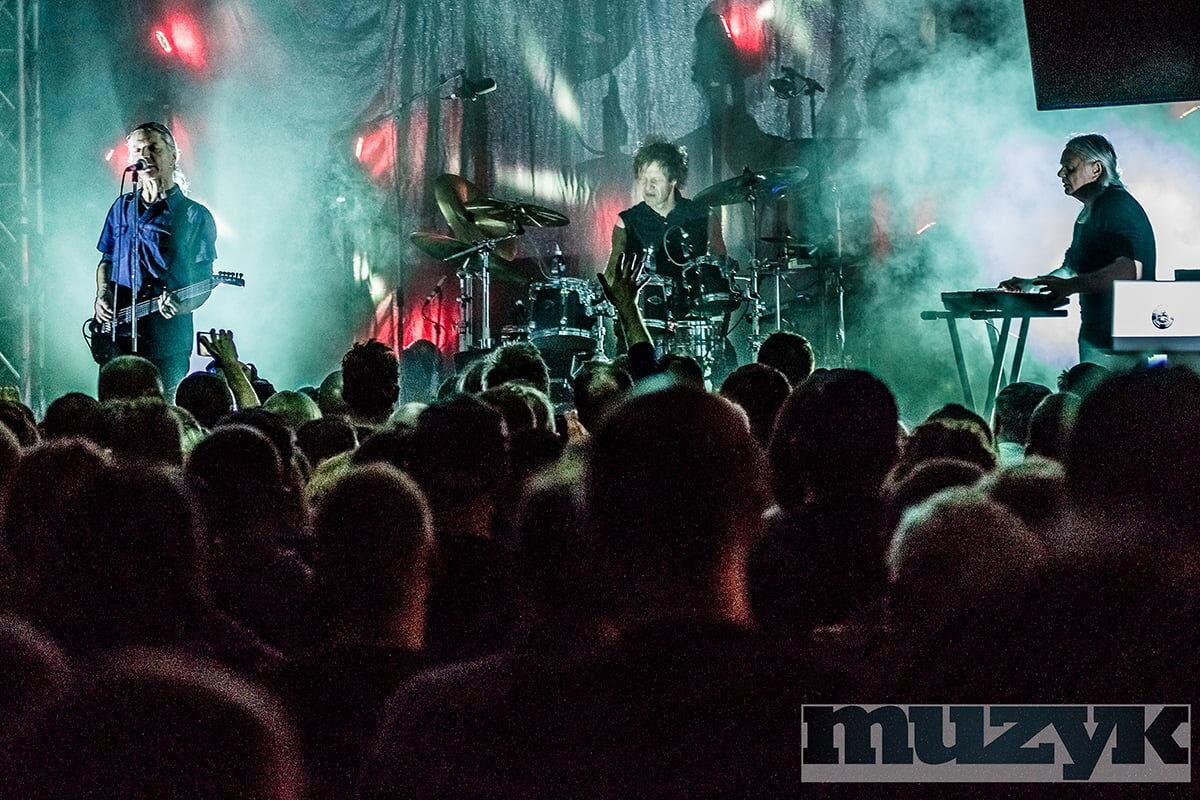 The Young Gods – legenda industrialu zagrała w Krakowie