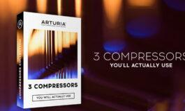 Arturia Comp VCA-65, Comp FET-76 i Comp TUBE-STA