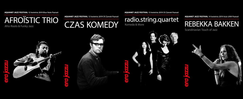 Wiosna Ery Jazzu pod znakiem Komedy