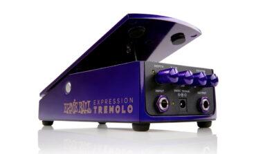 Ernie Ball Expression Tremolo – test efektu gitarowego