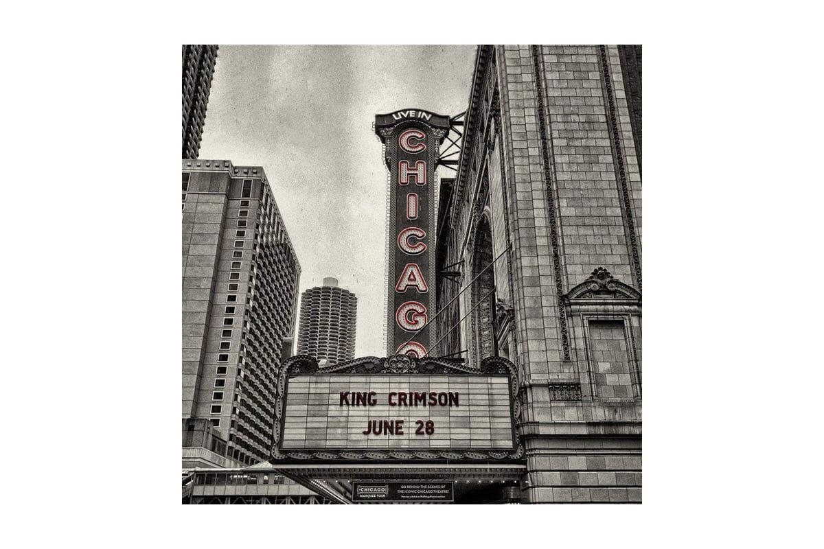 "King Crimson ""Live In Chicago"" – recenzja płyty"