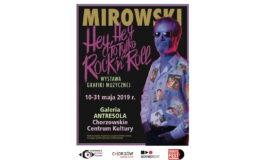 """Soundedit '19 – Wystawa """"Hey, hey to tylko rock'n'roll!"""" w Chorzowie"""