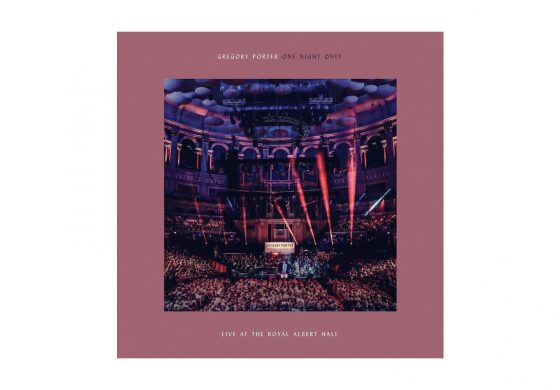 """Gregory Porter """"One Night Only (Live At The Royal Albert Hall)"""" – recenzja"""