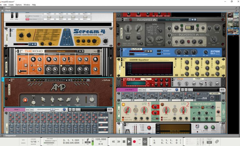 Propellerhead Reason 10_2 rack_efekty