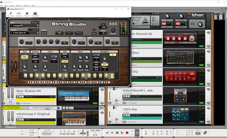Propellerhead Reason 10_2 rack_vst