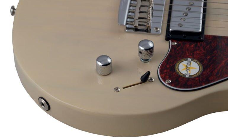 Sterling JV60 elektronika