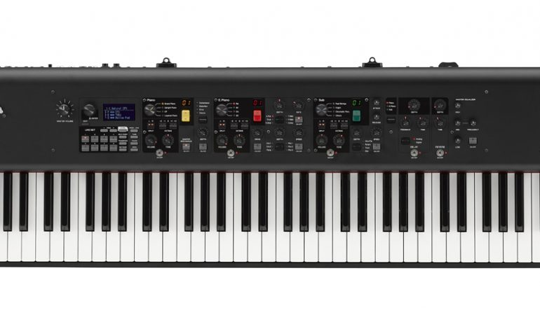 Yamaha CP73 – test stage piano