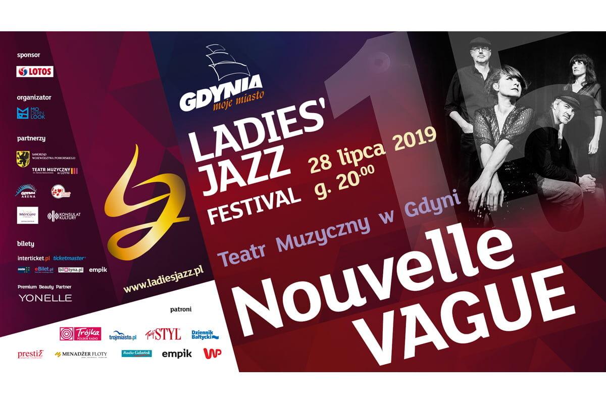 Wielki finał 15. edycji Ladies' Jazz Festival