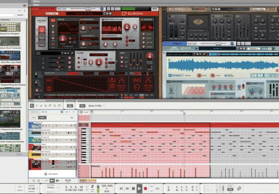 Propellerhead Reason 10.2 – test programu do produkcji muzyki