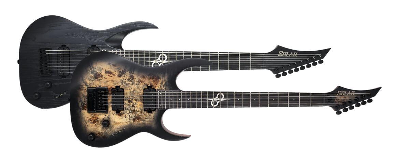 Solar Guitars A2.8BOP i S1.6PB-27