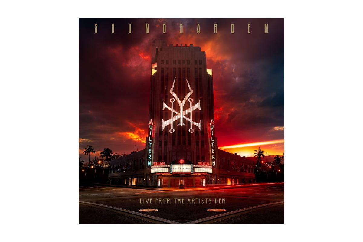 "Soundgarden ""Live from the Artists Den"""
