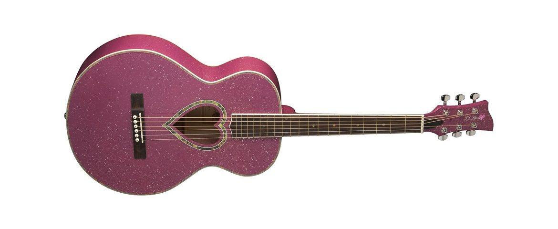 Gitara akustyczna Jay Turser JJ HEART w Music Info