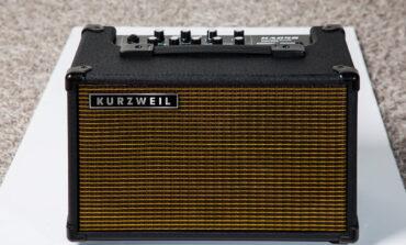 Kurzweil KAC40 – wzmacniacz do gitar akustycznych