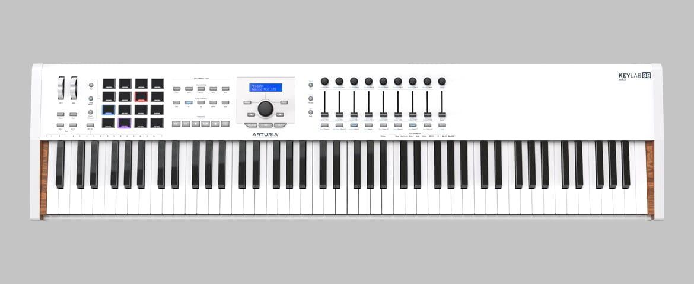 Arturia KeyLab 88 MkII – nowa klawiatura sterująca