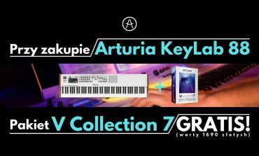 Arturia KeyLab 88 + V Collection 7 gratis