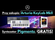 Arturia KeyLab MkII + Pigments – promocja
