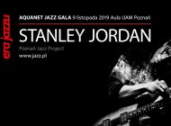 Stanley Jordan i Poznań Jazz Project – listopadowa Era Jazzu