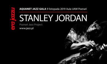 Stanley Jordan i Poznań Jazz Project – listopadowa Era Jazzu