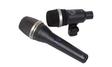 AKG D 40, D 7 – test mikrofonów dynamicznych