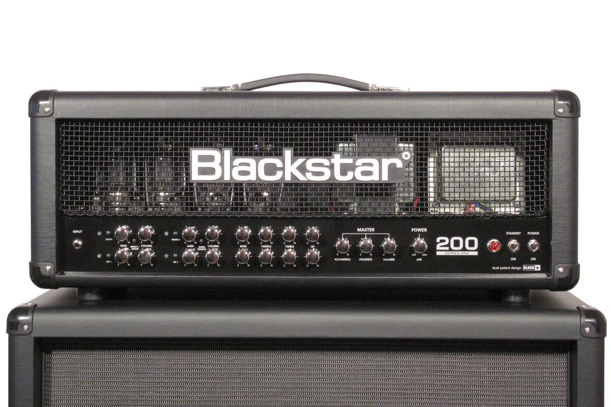 Blackstar Series One 200 + Series One 412 – test wzmacniacza gitarowego