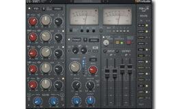 TBProAudio CS-5501 Channel Strip dla PC i Mac