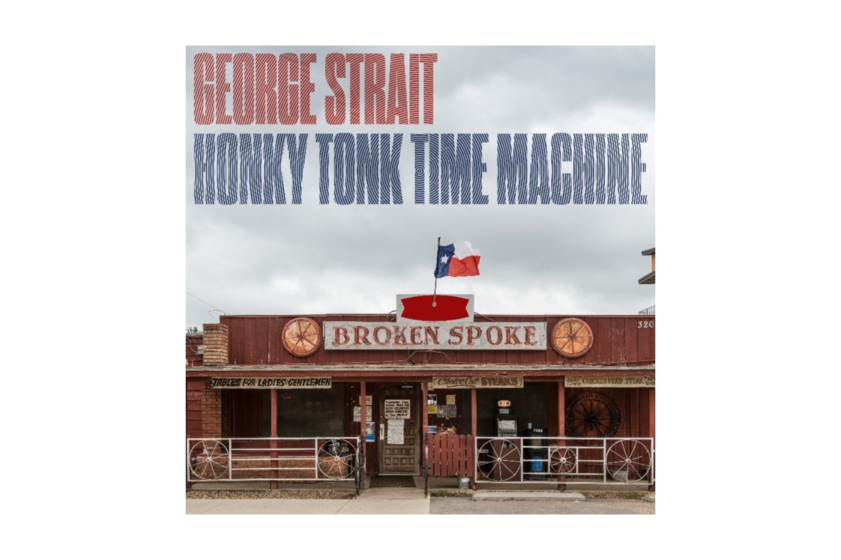 "George Strait ""Honky Tonk Time Machine"" – recenzja"