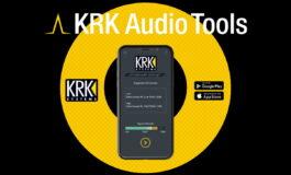 KRK Audio Tools – aplikacja dla iOS i Android