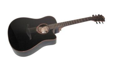LAG Tramontane GLAT222DCE-G – test gitary akustyczno-elektrycznej