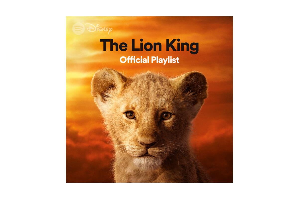"""""""Król Lew"""" zdobywa Spotify"""