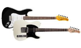 OS-300 i OS-LT – gitary elektryczne Oscar Schmidt
