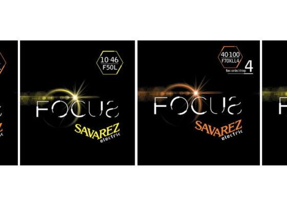Savarez Focus – struny dla gitar elektrycznych i basów
