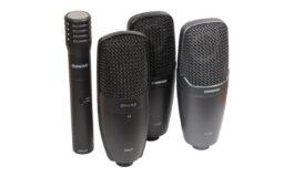 Shure SM27, SM137, PG27, PG42 – test mikrofonów