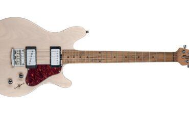 Sterling by Music Man Valentine JV60 – test gitary elektrycznej