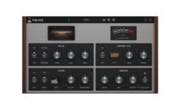 AudioThing Valves – Vintage Tube Overdrive