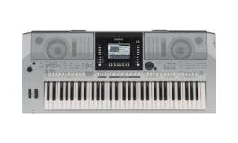 Yamaha PSR-S910 – test keyboardu