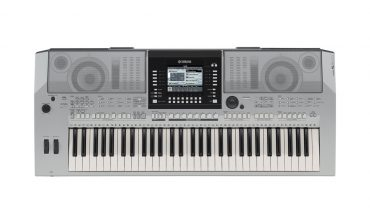 Yamaha PSR-S910 – test keyboardu