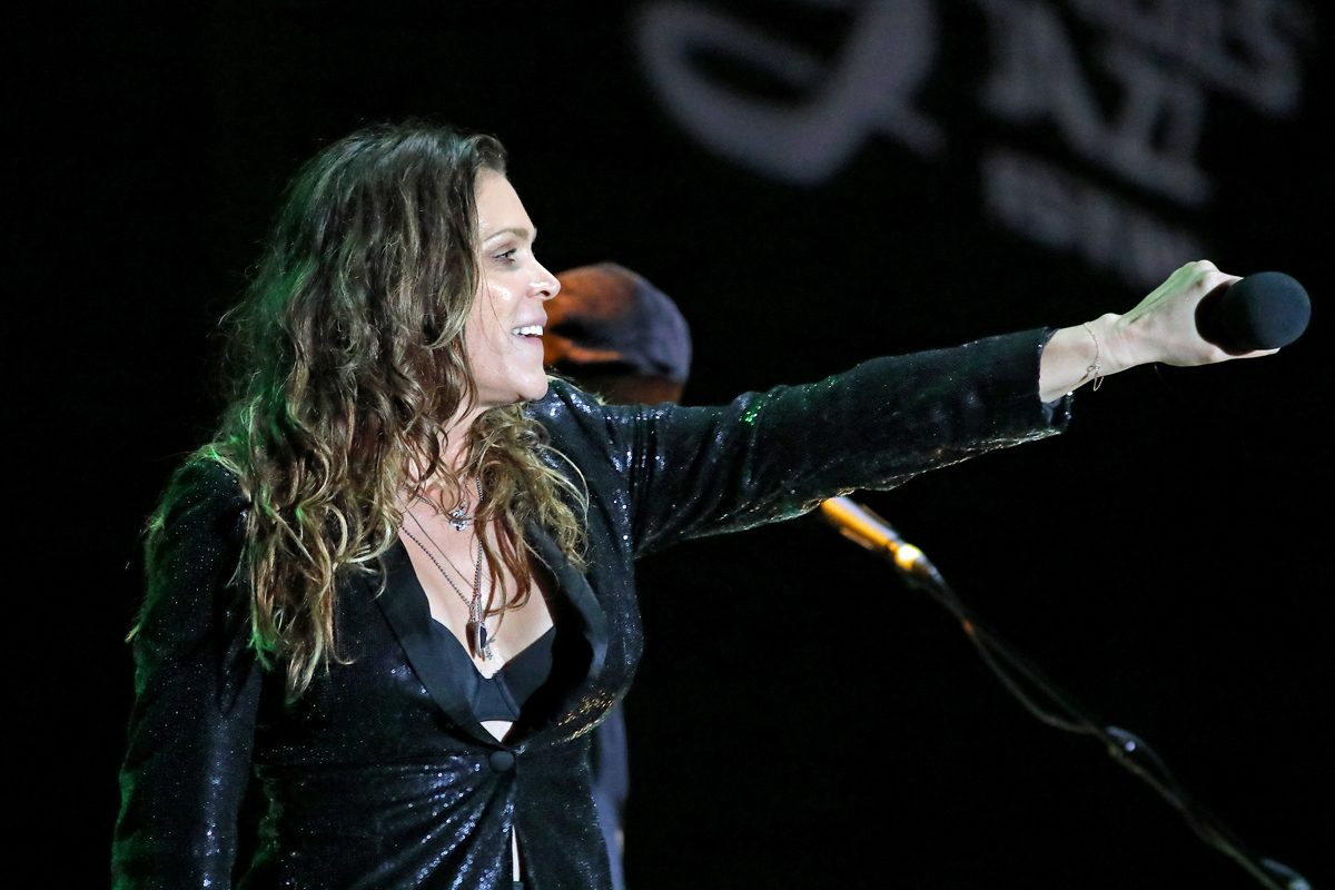 Beth Hart zagrała na Ladies' Jazz Festival 2019